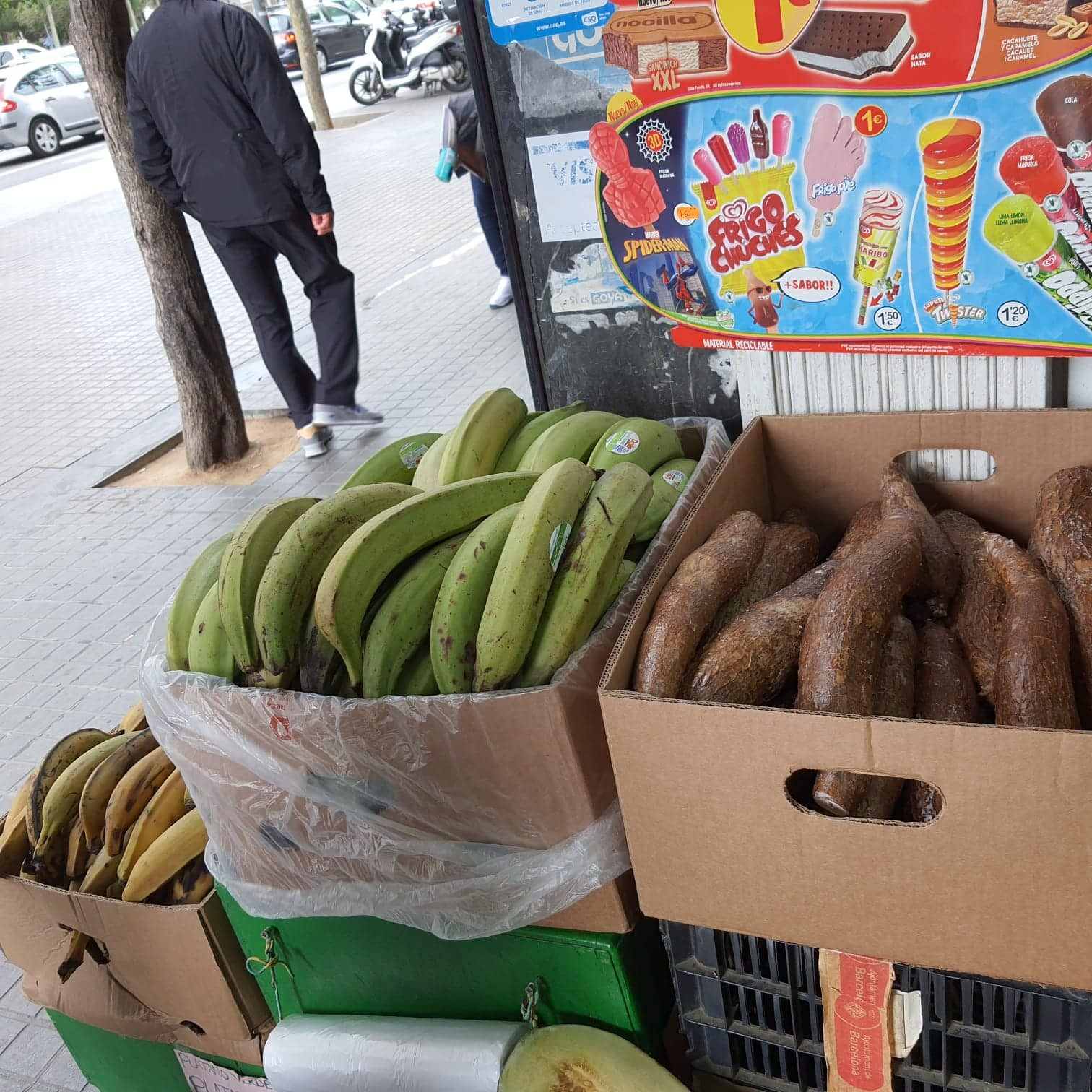 Dominican products in European market