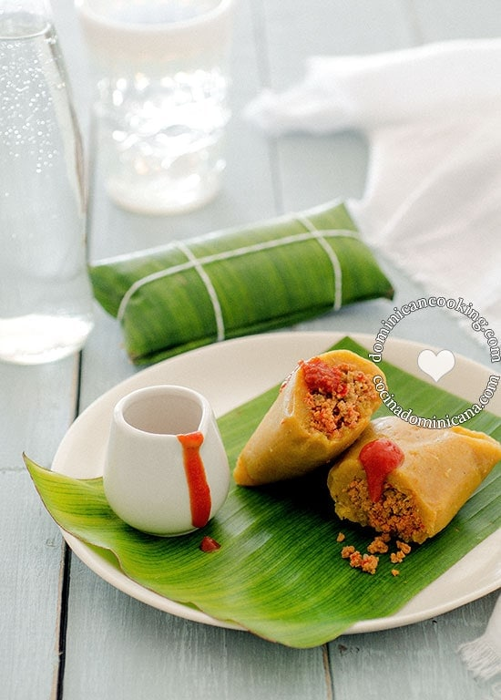 Pasteles en Hoja (Roots Pockets)