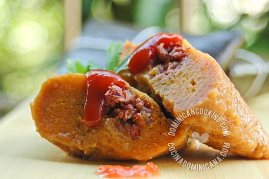 Pasteles en hoja recipe dominican plantain beef pockets forumfinder Choice Image