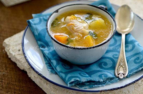 Easy Flavorful Sopa De Pescado Recipe Fish Soup