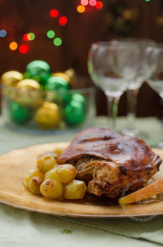 Puerco asado (Pork roast)