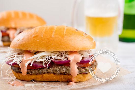 chimichurri recipe dominican chimi hamburger