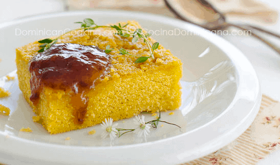 Pan de Maiz Recipe (Dominican Cornbread)