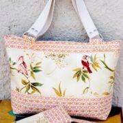 Sewing a Travel Handbag and a Wallet