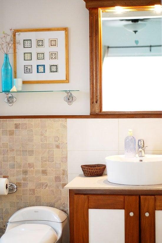 Small Bathroom to Spa
