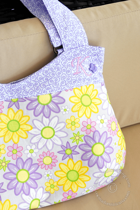 Free pattern for handbag