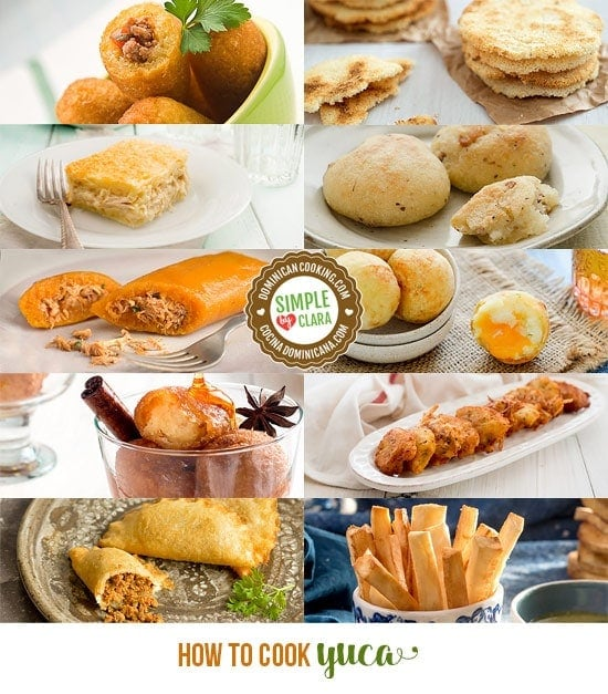 Cassava (Yuca) Recipes