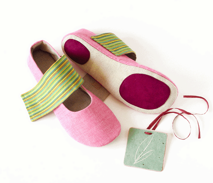 Sewing Fabric Shoes