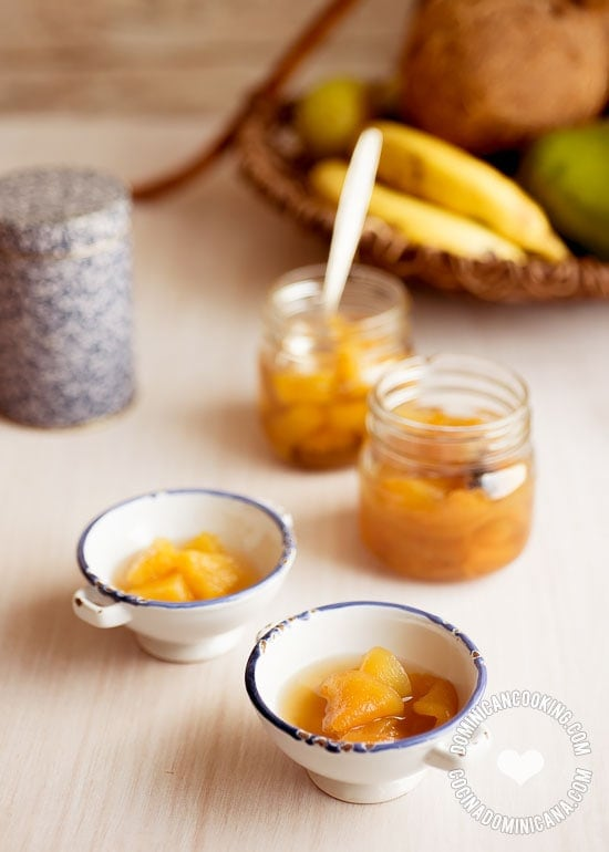 in Spiced Light Syrup): for when we want a little zing in our fruit ...