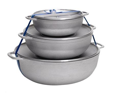 Heavy Pots