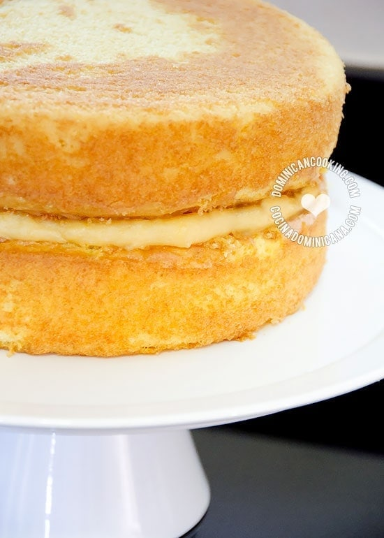 Pastry Cream Recipe for Dominican Cake: a delicious, grown-up filling ...