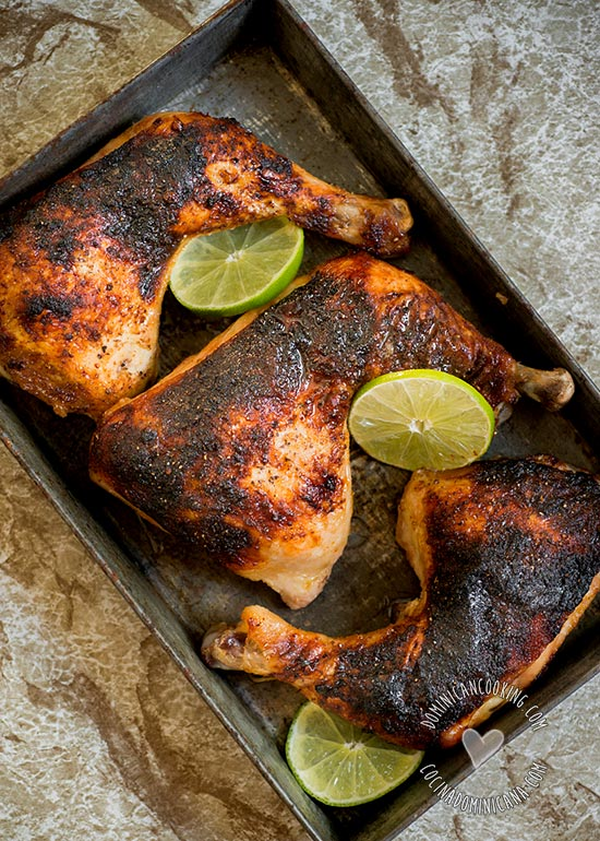 Easy, Quick Jamaican Jerk Chicken Recipe