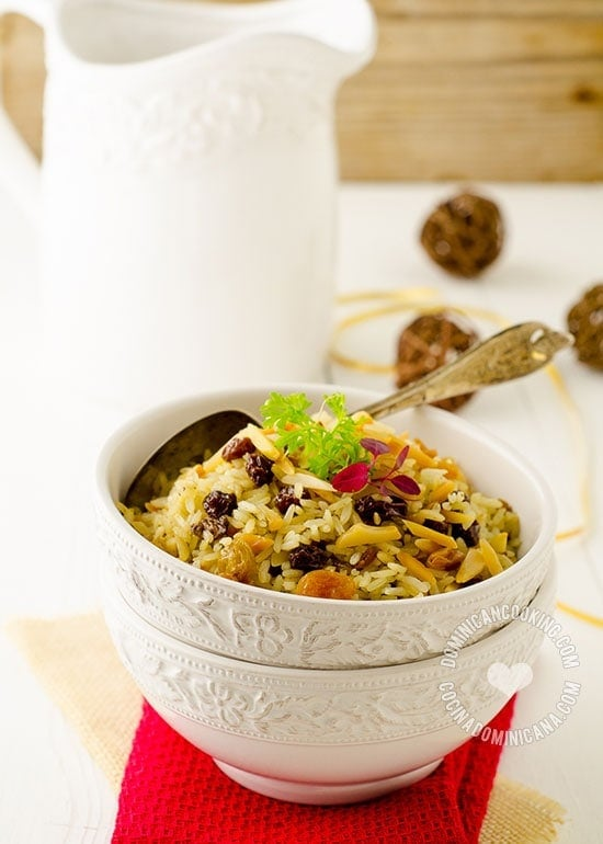 Christmas Rice Recipe: Each family seems to have its own version of this traditional Christmas and New Year's Eve dinner. Here's two options to choose from.