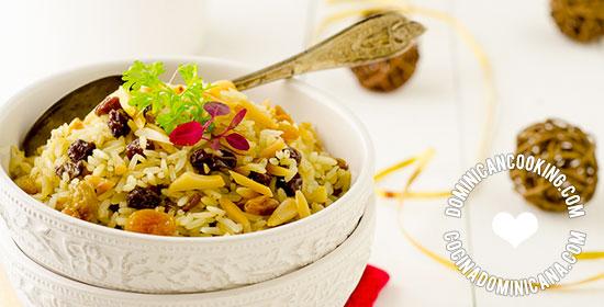 christmas rice recipe video - Christmas Rice