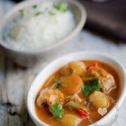 Dominican Mondongo Recipe (Tripe Stew)