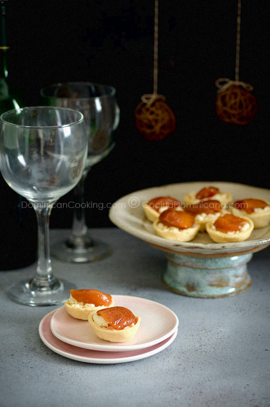 Mini-Tart shells made at home
