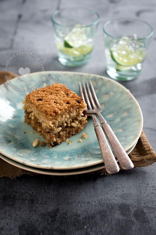 Kipe (Kibbeh) Horneado | Más ligero que el kipe (quipe) frito tradicional, este tiene, en mi opinión, mucho más sabor y una textura más compleja.