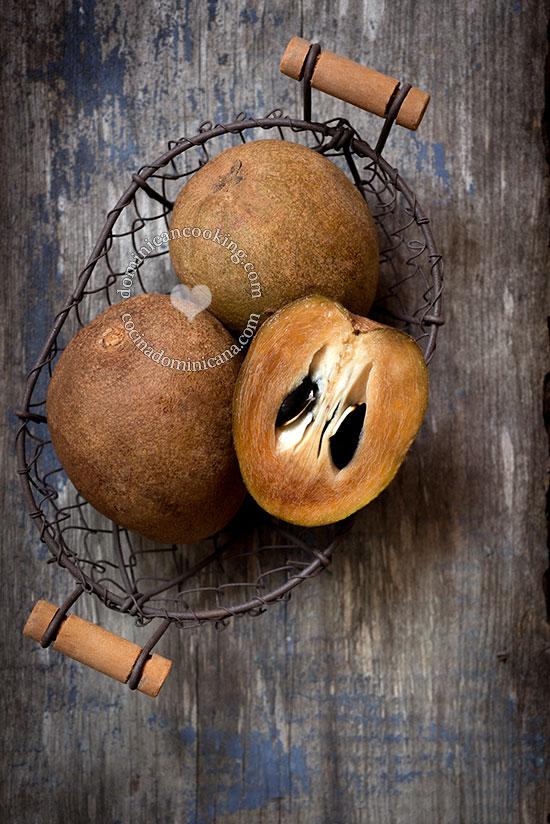 Batidas de Zapote, Granadillo y Níspero: Nada refresca el verano como estas ricas batidas de frutas. Pruébalas y te encantarán.
