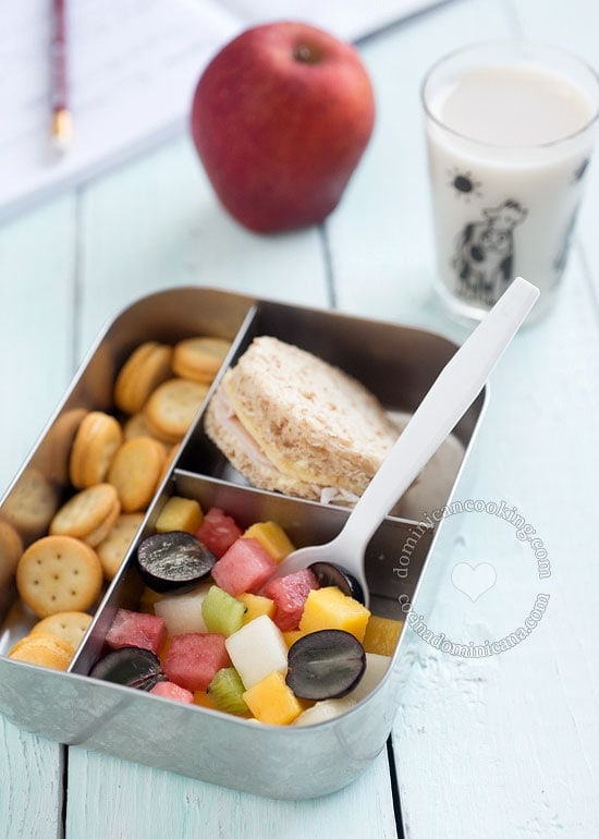 Healthy Lunch Ideas for School