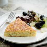 Easier Spanish Potato Tortilla