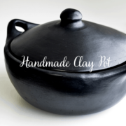 Handmade Clay Pot Giveaway