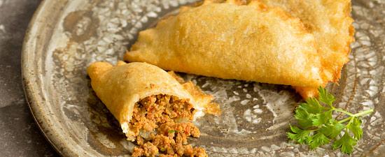 Empanaditas de Yuca or Cativías