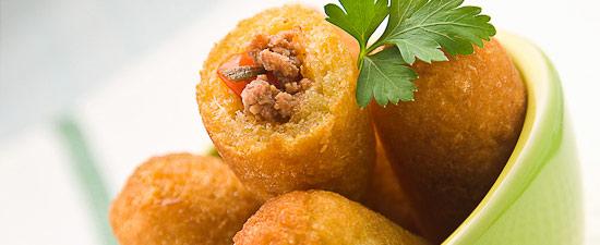 Chulitos (Cassava Mini-Rolls)