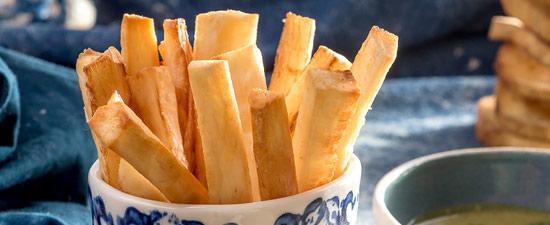 Yuca Frita (Cassava Fries)