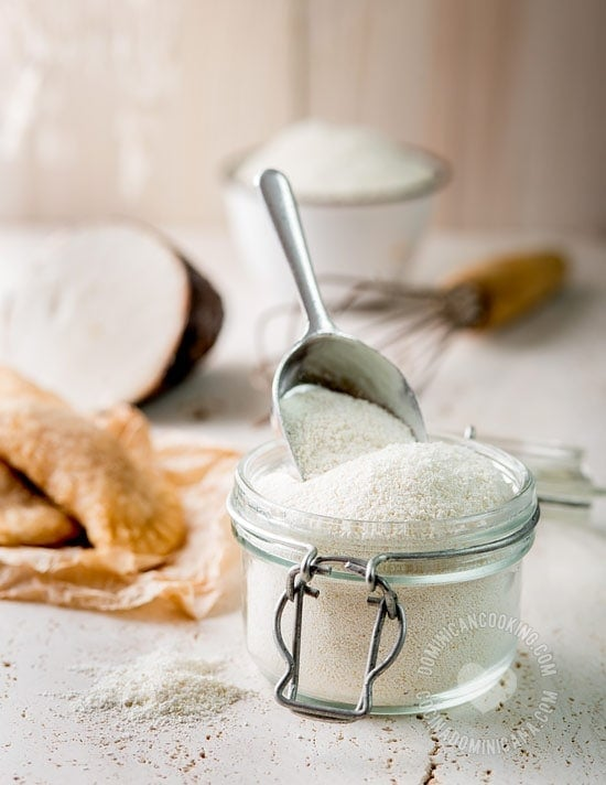 Cativía , or Catibía (Cassava Flour, Tapioca), is one of the most ancient tradition in our cuisine, the base of a number of traditional dishes, notably casabe, and cativía empanadas.