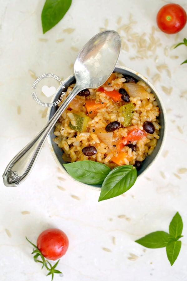 Brown Rice Asopao Bowl