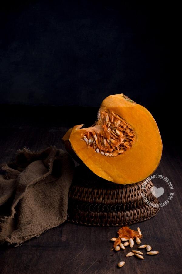 pumpkin auyama