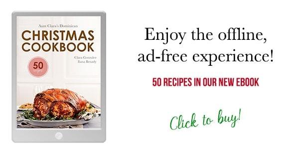 Dominican Christmas Cookbook