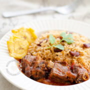 Chivo Guisado Picante Recipe (Spicy Goat Meat Stew)