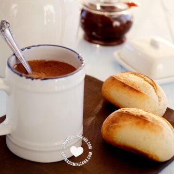 Chocolate de Agua (Cup of Non-Dairy Cocoa)