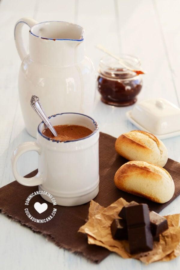 Chocolate de Agua (Non-Dairy Cocoa)