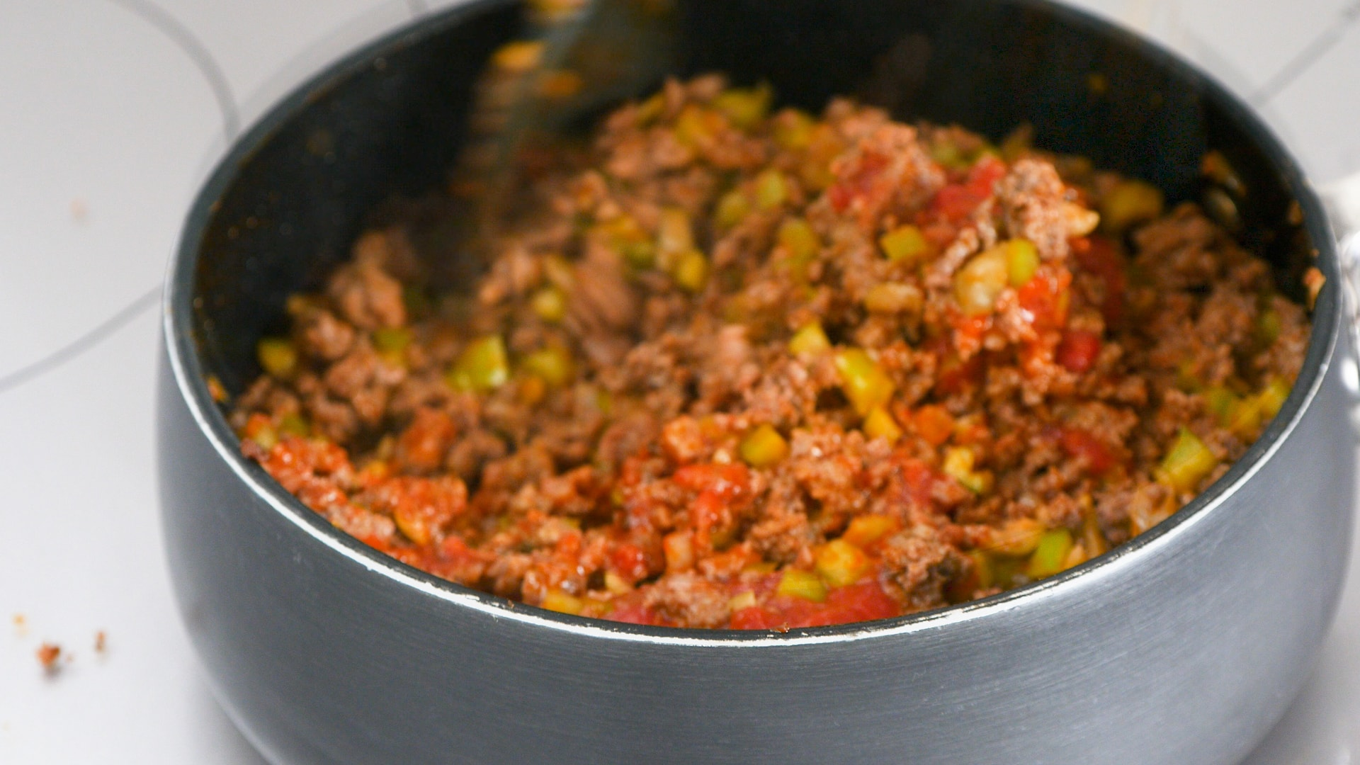 Chorizo filling ready to use