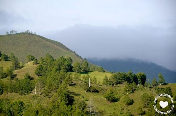 Constanza mountains
