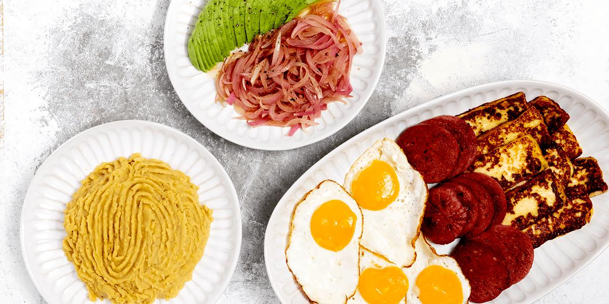 dominican breakfast