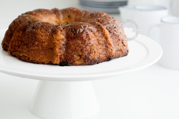9. Pudín de Pan (Spiced Bread Pudding)