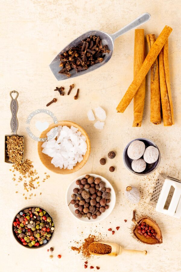 Dominican spices