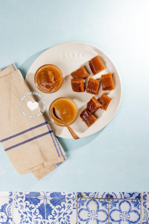 Salsa, Dulce y Pasta de Guayaba (Guava Paste, Jam, and Sauce)
