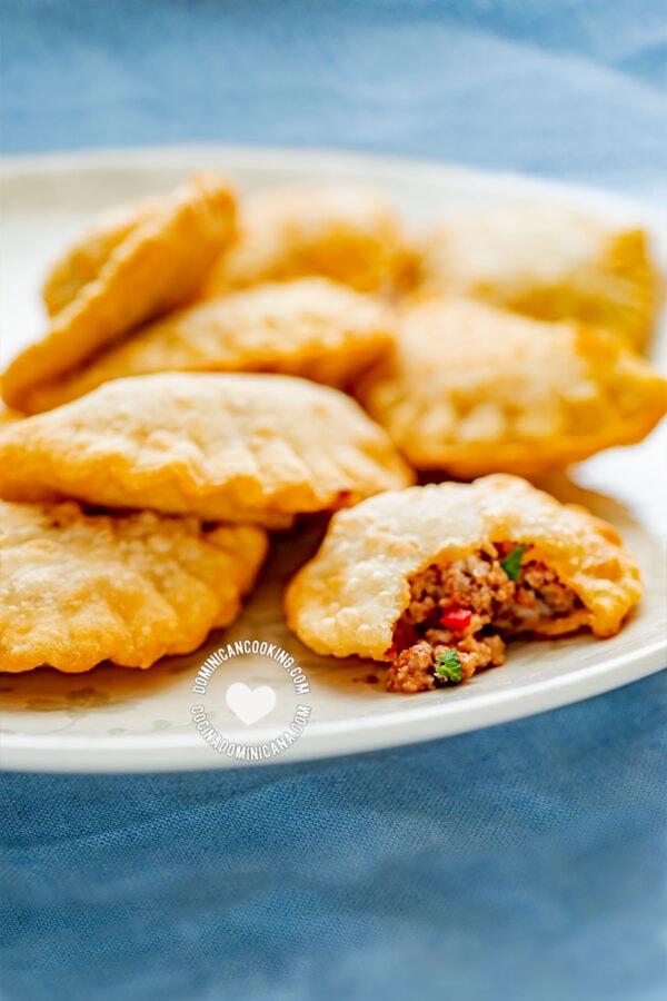 Empanaditas / Pastelitos (Savory Turnovers)