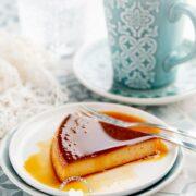 Flan (Spanish Creme Caramel)