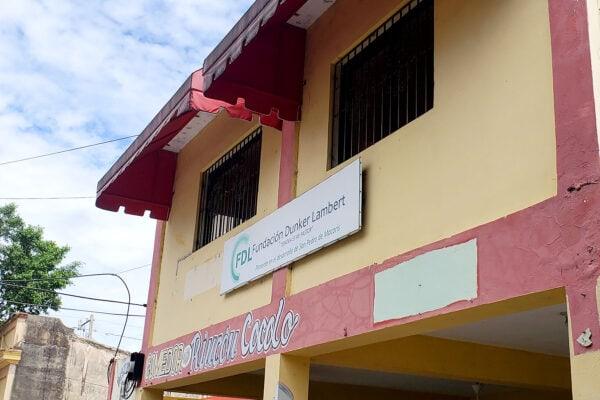 Fundación Dunker-Lambert-Restaurant Cocolo