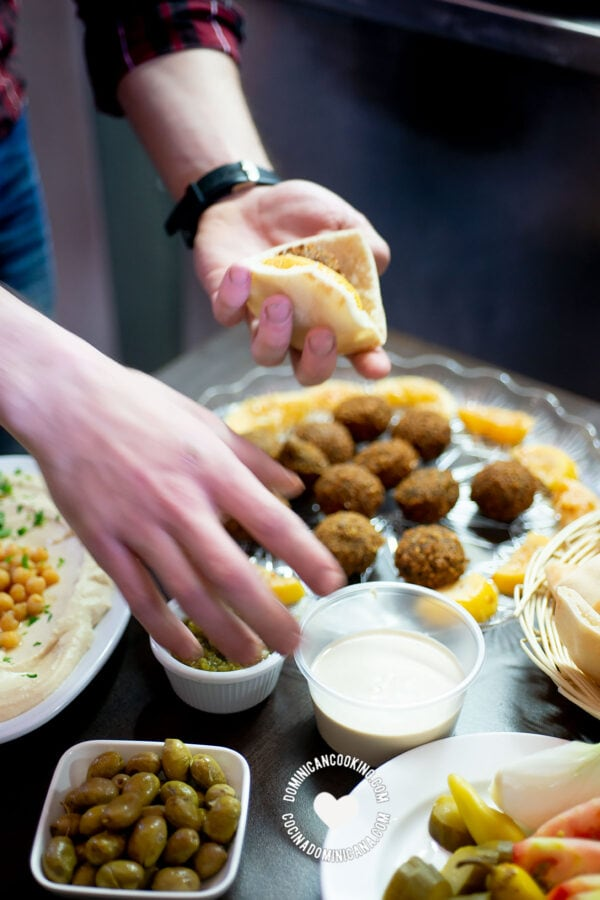 Gastronomic Tour of Israel
