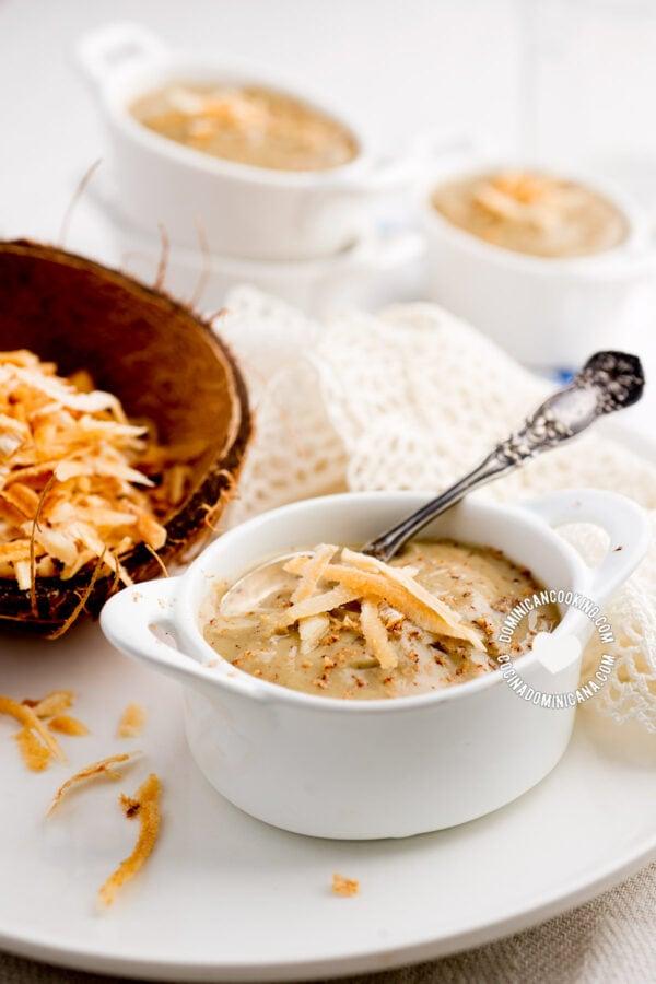 Jalea de Batata (Dominican Sweet Potato Pudding)