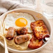 Dominican Keto Breakfast