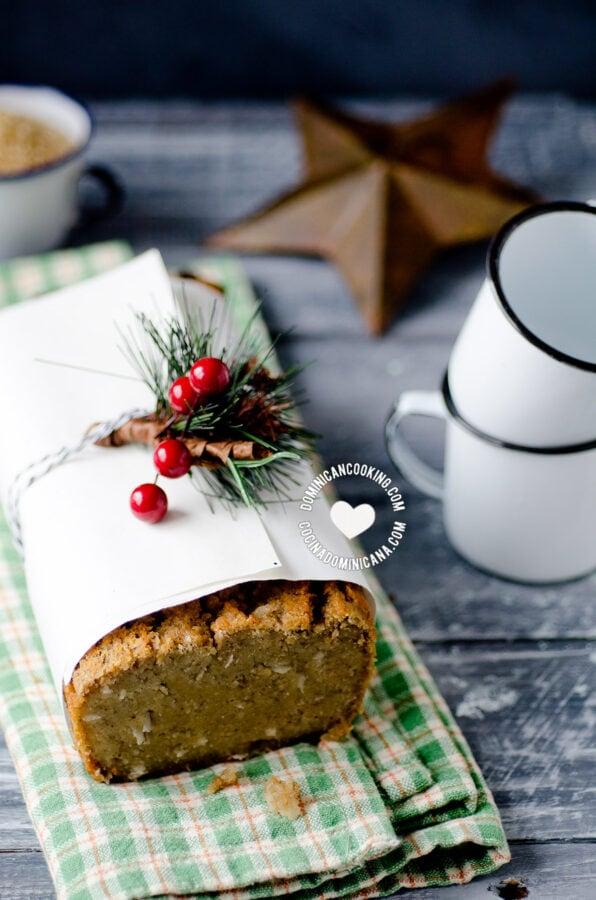 Pan de Batata (Sweet Potato Cake)