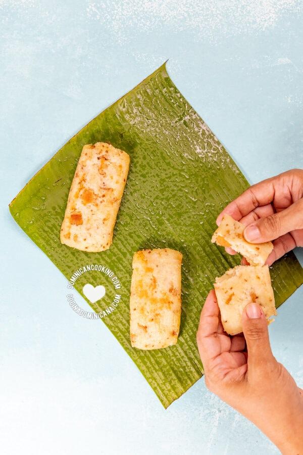 Panecicos Recipe (Cassava and Pork Crackling Rolls)