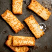 Queso Frito (Fried Cheese)